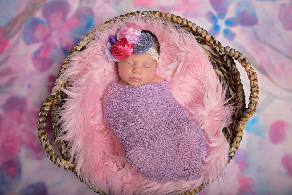Henry County newborn portraits