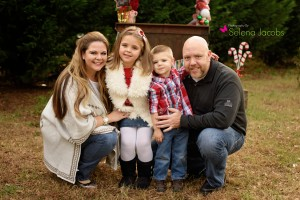 Fayetteville Family Holiday Photographer
