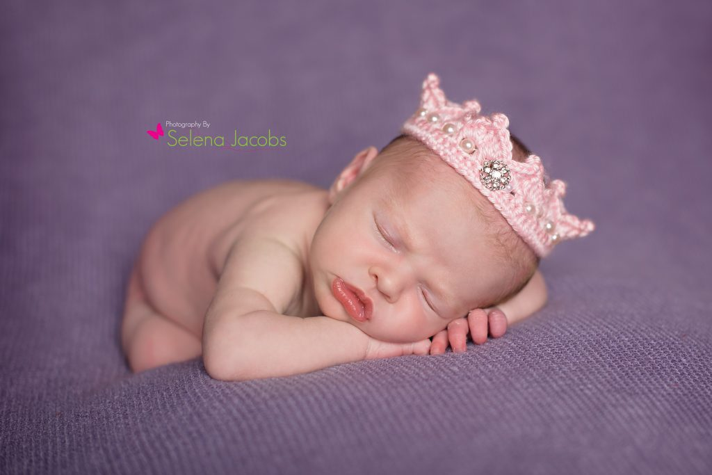Newborn session mcdonough ga