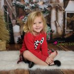 Christmas Studio Portraits