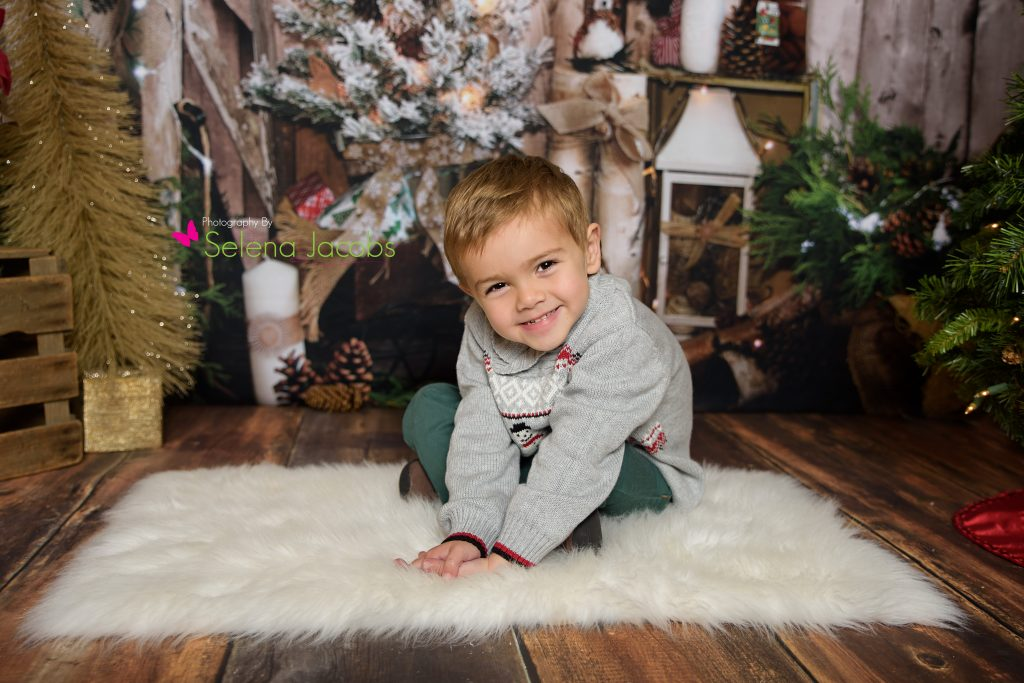 Portraits in studio holiday